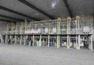 150t Per Day Corn Grits Milling Plant