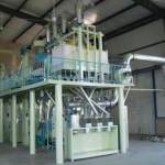 50t Per Day Corn Grits Milling Plant
