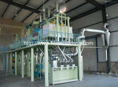 50t-Per-Day-Corn-Grits-Milling-Plant
