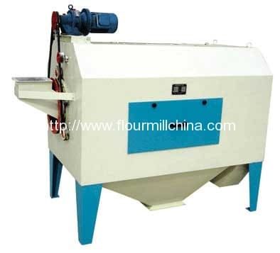 Cylinder-Type-Pre-Cleaing-Sieve-for-Rice