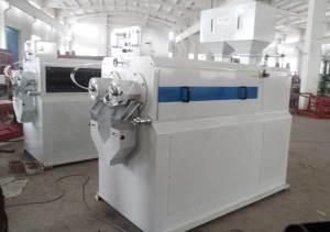 Double Roll Rice Polishing Machine