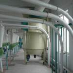 Pulse Dust Collector for Wheat Flour Plant