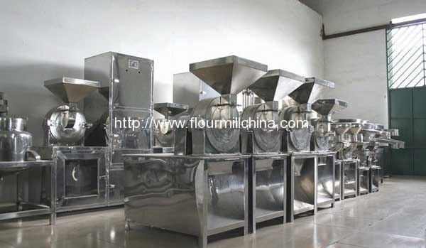 Rice Flour Milling Machine