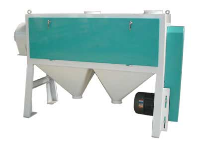 Wheat Scourer Machine