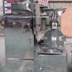 Single Unit Rice Powder Milling Machine